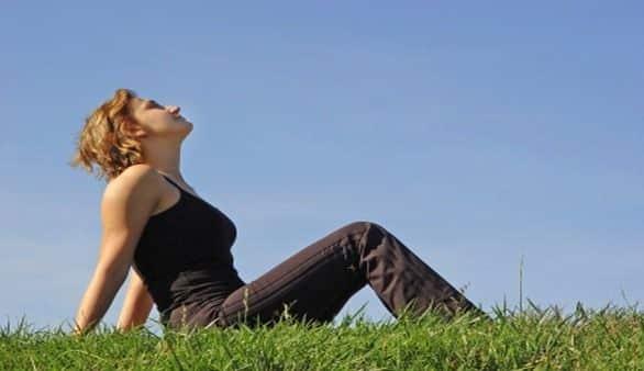 Ruhephasen beim Sport