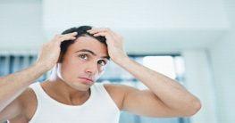 Behandlung von Haarausfall